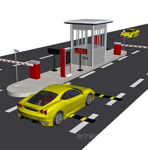 柳州智能停车系统