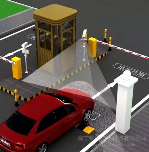 柳州智能停车场管理系统