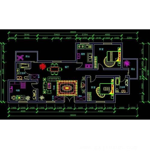 弱电设计图